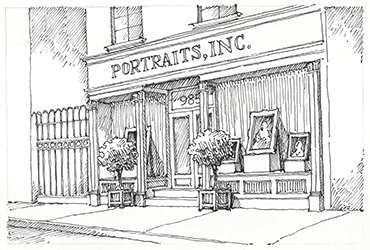 Institutional Family Portrait Paintings From Portraits Inc